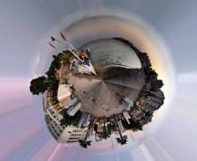 360 DEGREE PANORAMA - DERECE PANORAMA TURKEY DIDIM