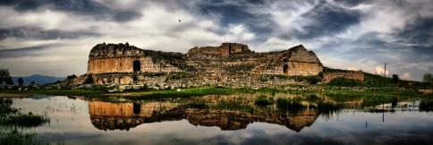 MILET PANORAMA FOTOGRAF TURKEY TURKIYE PANORAMIC PANORAMIO