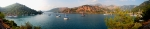 Marmaris Kizkumu Bay Panoramic